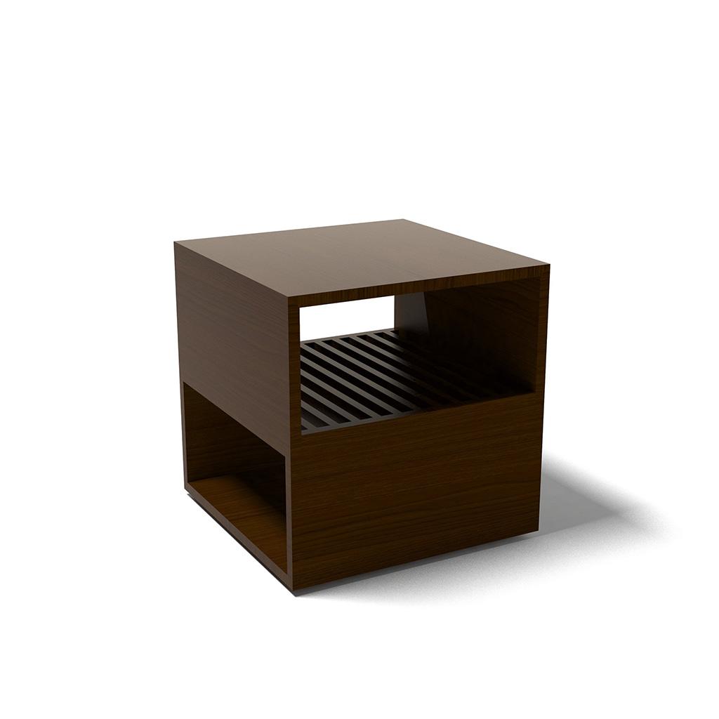 дизайнерский журнальный столик 50  см кубик
