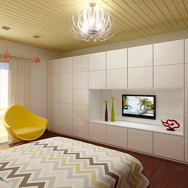Изготовление на заказ мебели для спальни
