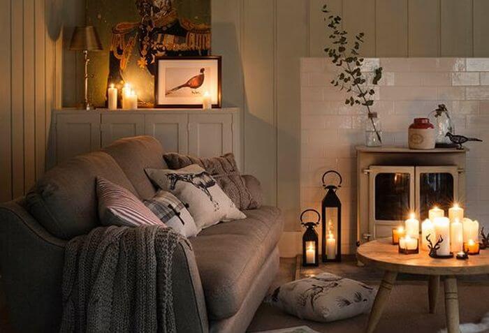 дизайнерская мебель и интерьер в стиле хюгге