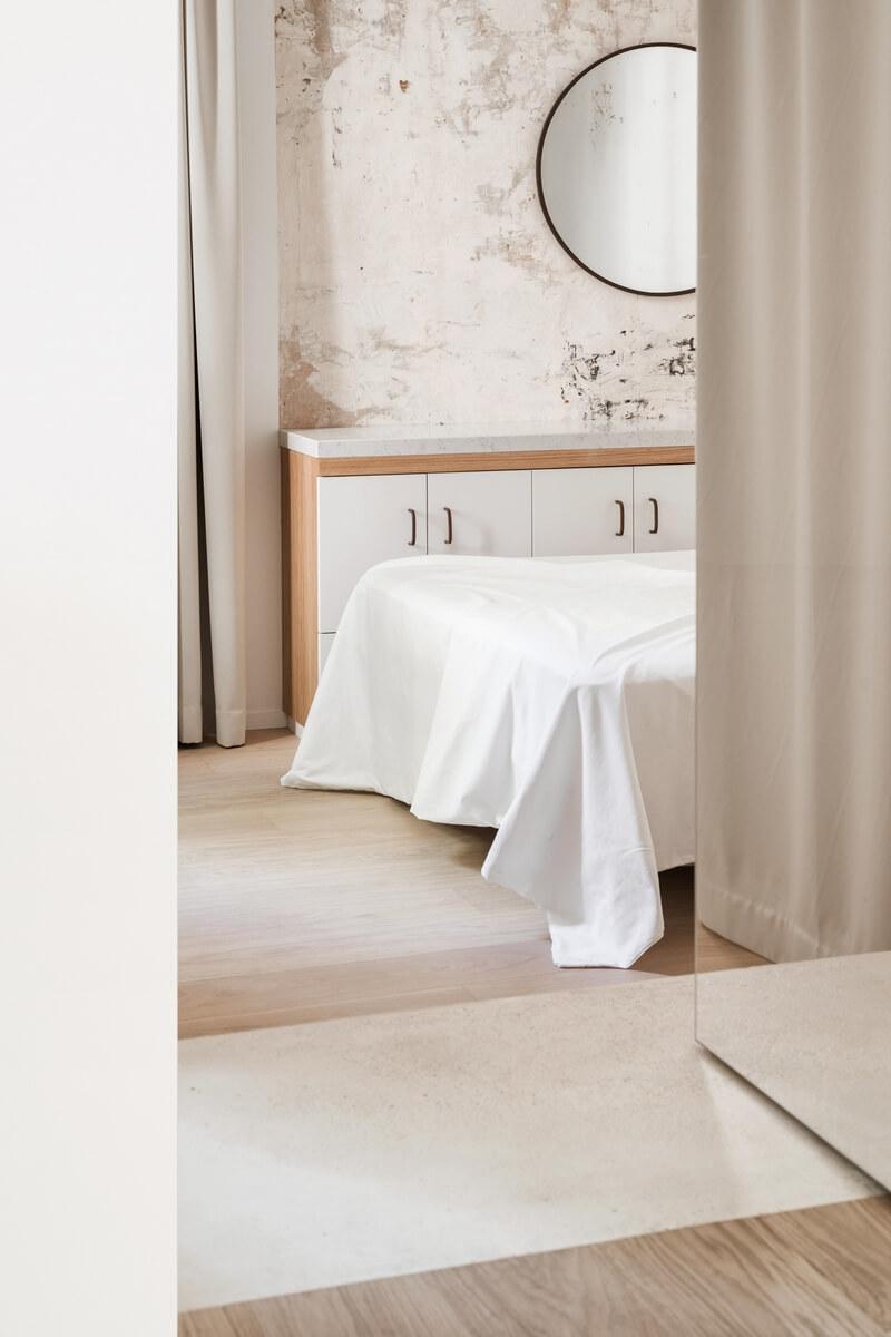 стиль минимализм в исторической трансформации квартиры