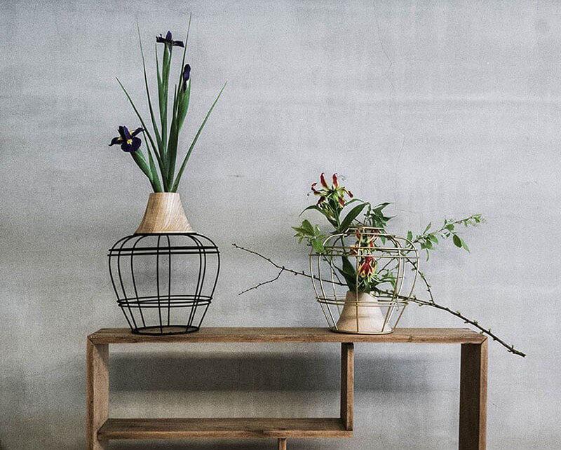 Декор. Ваза для цветов и трансформация