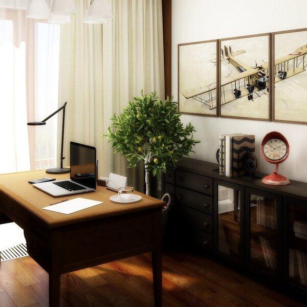 услуги дизайнера интерьера по созданию дизайна бесплатно - интерьер спальни, Тинтмебель, фото