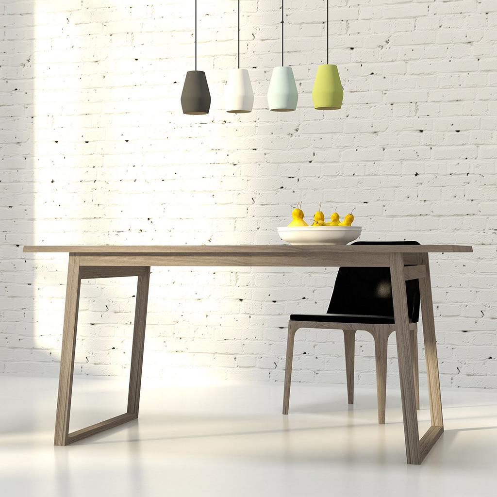 дизайнерские обеденные столы ТИНТ - стол Олле