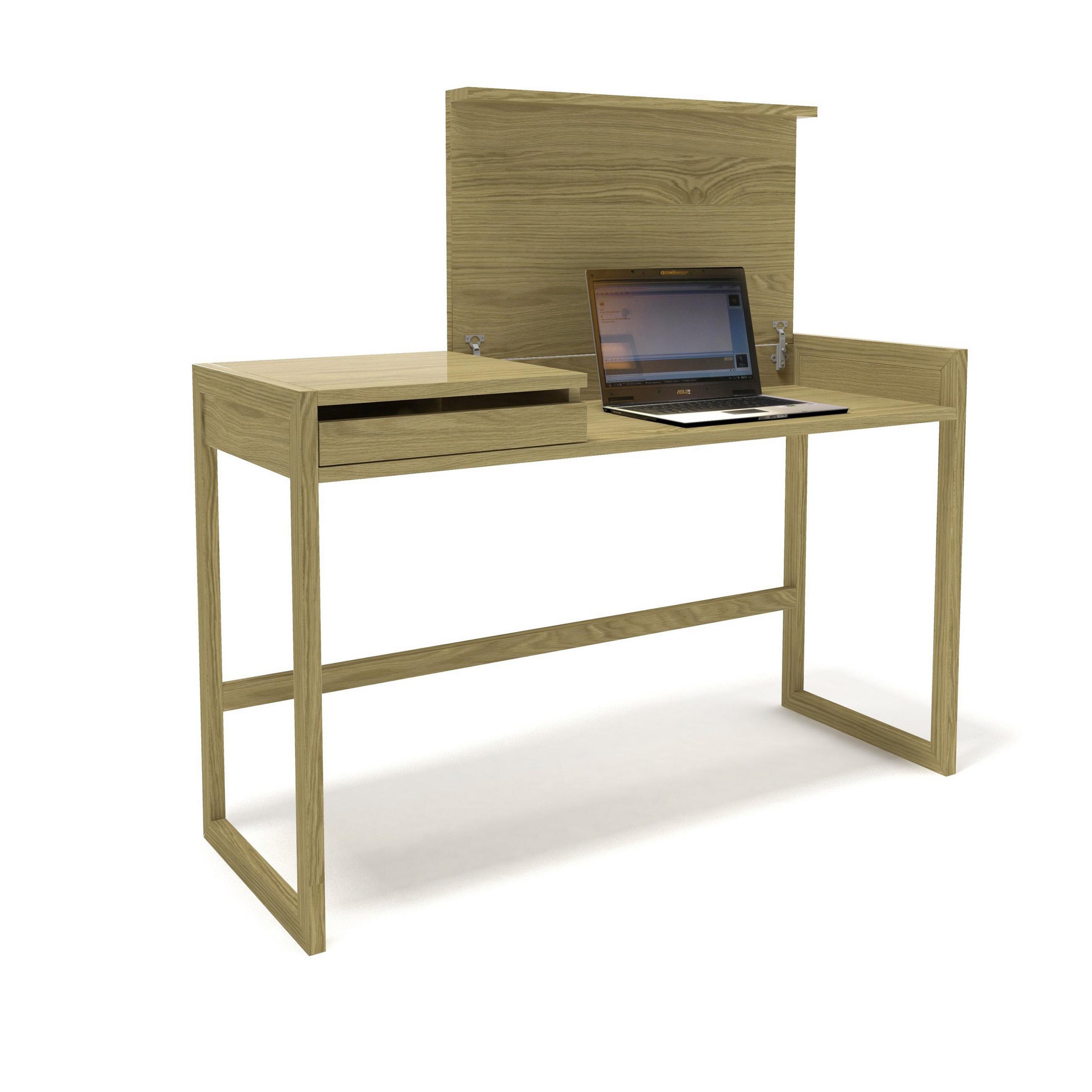 консольный дизайнерский компьютерный рабочий и письменный стол