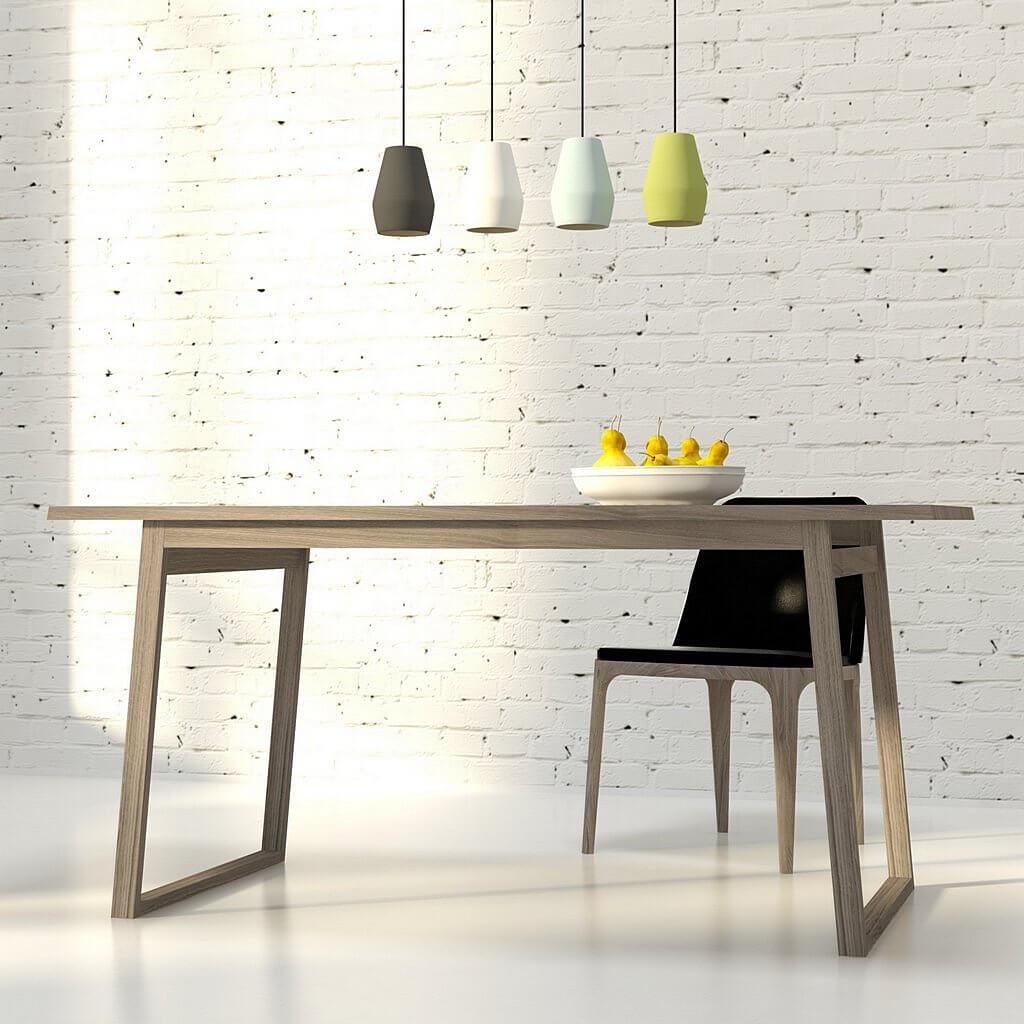 коллекция Олле - дизайнерский рабочий стол