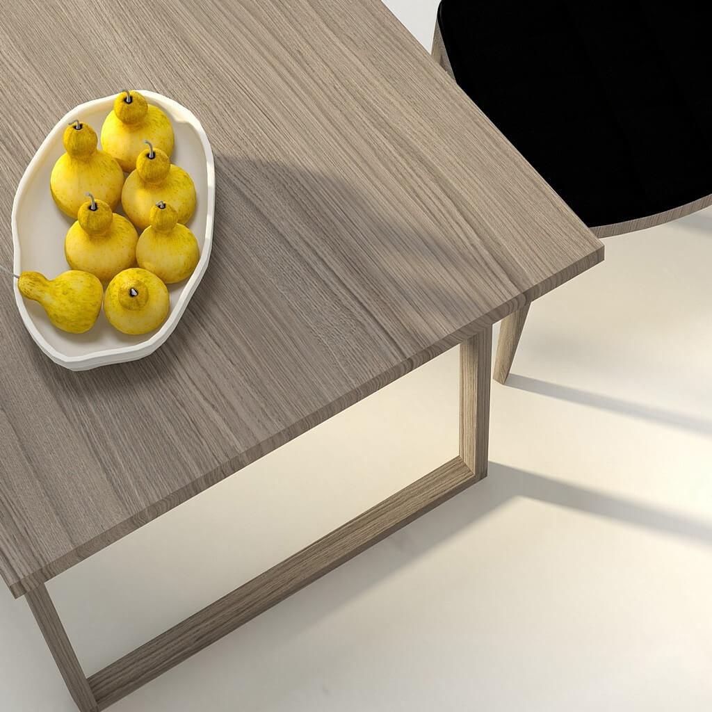 дубовый стол Олле