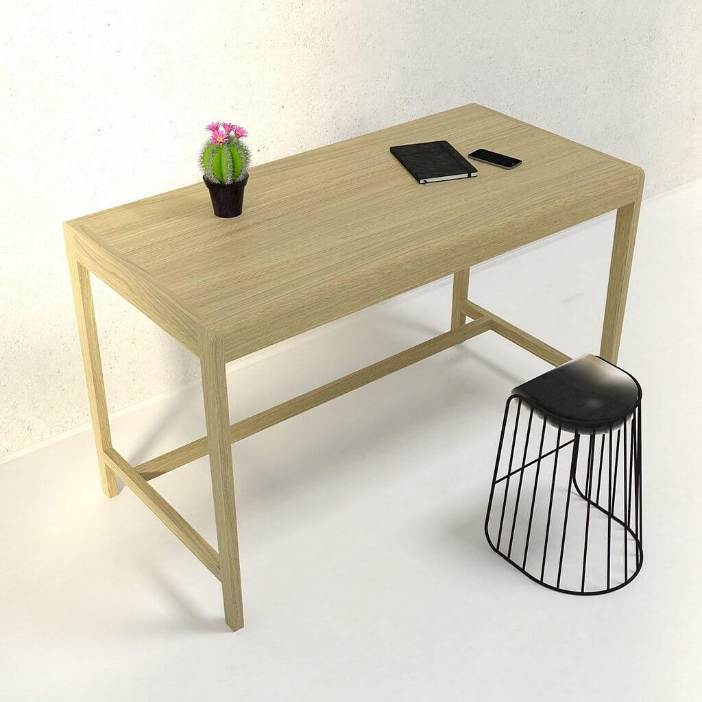 удобный рабочий стол серии Пирс