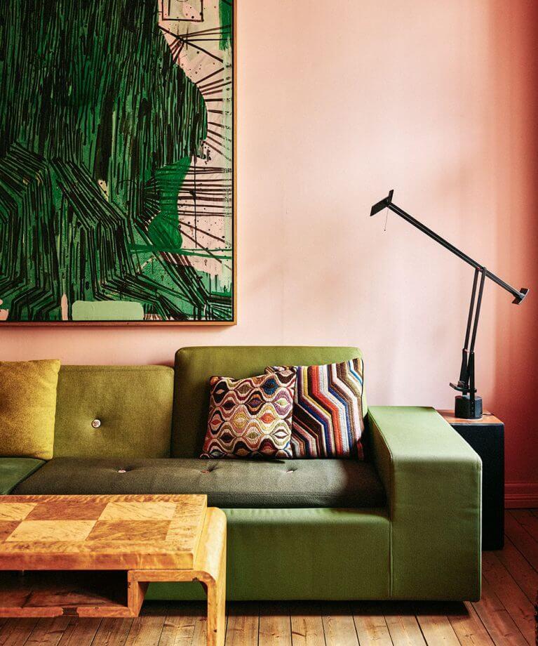 Натуральная качественная мебель тренд 2020