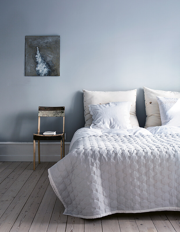 Спальня - Nordic Moods: A Guide To Successful Interior Decoration