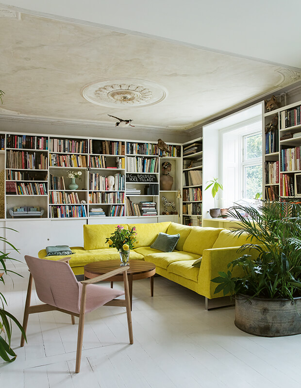 Гостиная - Nordic Moods: A Guide To Successful Interior Decoration